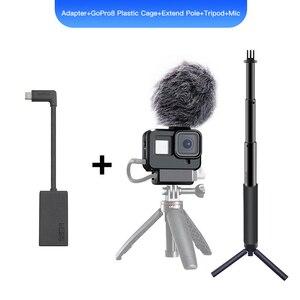 Image 5 - GoPro Pro 3.5mm Mic Adapter for HERO 9 HERO 8  HERO 7 HERO5 Black/HERO5 Session/ HERO6 BLACK AAMIC 001