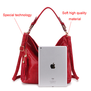 Image 3 - Gold Fashion Women Leather Handbags Female Shoulder Bag Ladies Hand Bags Purses and Handbags Large Crossbody Bag for Women 2020