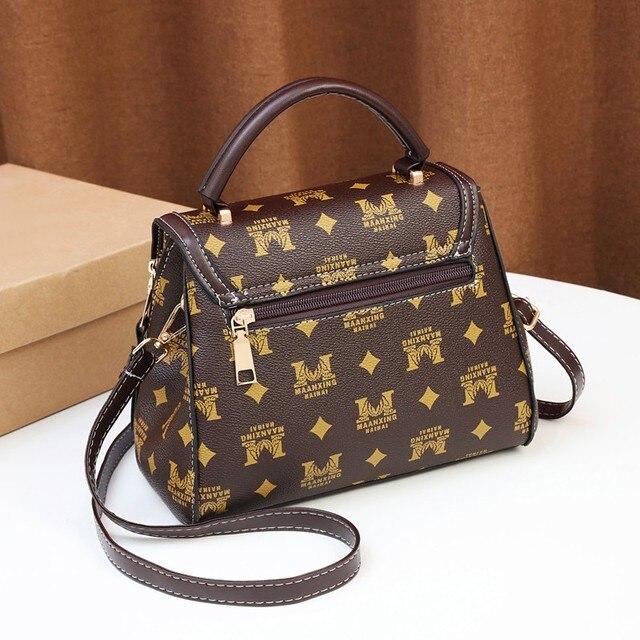2020 new women's shoulder messenger mini square bag  crossbody bags for women designer bag 5