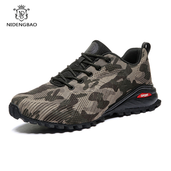 New Breathable Sneakers Outdoor Camouflage Loafer Men Shoes Fashion Non-Slip Casual Light Comfortable 39 s sneakers