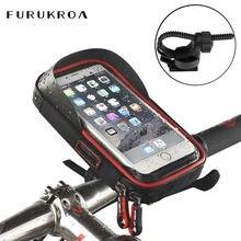 Велосипедная велосипедная сумка для сотового телефона мини велосипеда