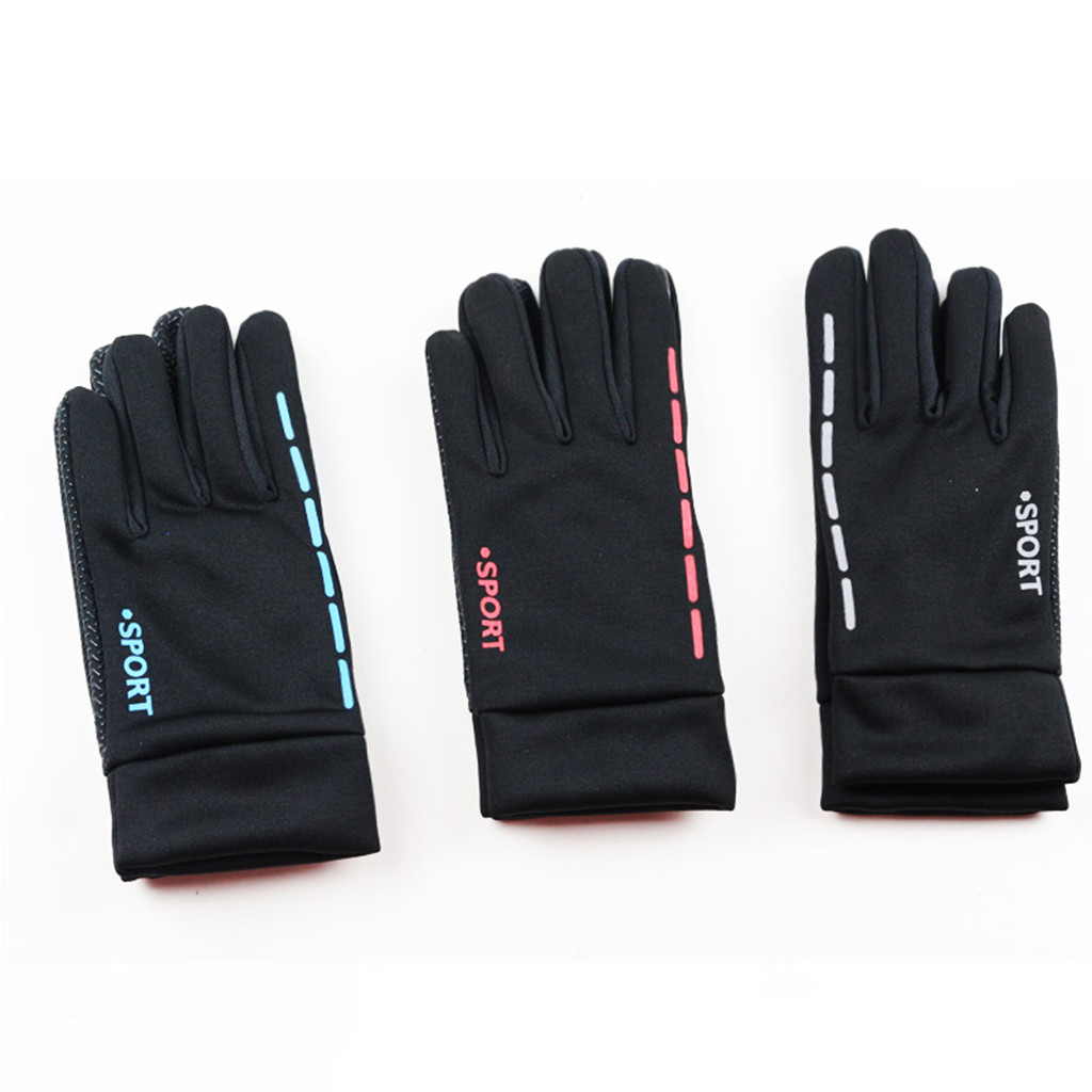 2019 Guantes Handschoenen Mens Women Winter Gloves Phone Using Screen For Driving Cycling Running Luvas Gants Femme Eldiven