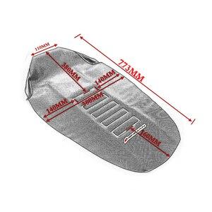 Image 2 - Gripper cubierta de asiento suave para moto todoterreno, cubierta de asiento suave, ajuste Universal, para Husqvarna 2013 2018, FE TE, TC, FC, KTM 2014 2019, SX, SXF, EXC, XC W
