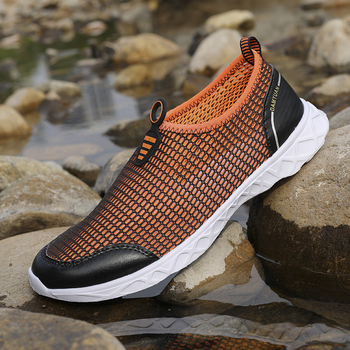 Damyuan Men's Casual Shoes Non-Leather Casual Shoes Men Women Shoes Comfortable Beach Outdoor Shoes 2020 New Fashion Breathable spring new men and women casual shoes comfortable casual non slip casual shoes men and women casual flying knit shoes wholesale