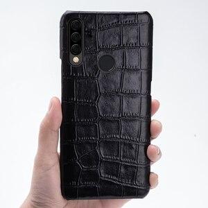 Image 3 - Кожаный чехол для телефона Huawei P20 P30 Lite Mate 10 20 lite 30 Pro nova 5t Y6 Y9 P Smart 2019, чехол для Honor 8X 9X 10 lite 20 pro