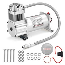 Car-Air-Compressor Trailer-Train-Horn Truck 12V for Replacement-Kit 150PSI/200PSI