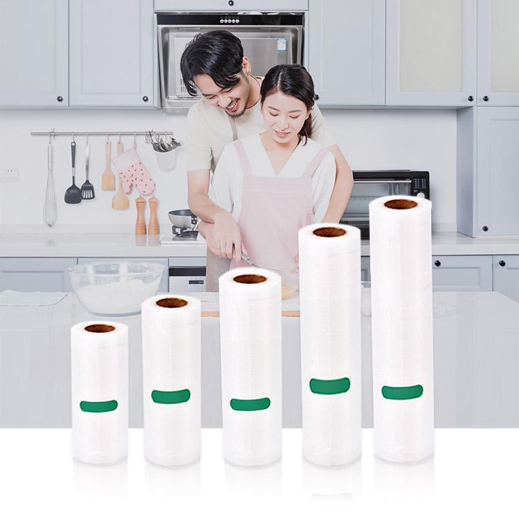 Kitchen Food Vacuum Bag Storage Bags For Vacuum Sealer Food Fresh Long Keeping  Packaging  Food Sealer