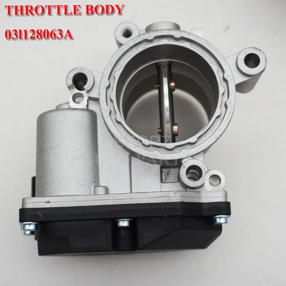 Otomobiller ve Motosikletler'ten Gaz Kelebeği Gövdesi'de Audi Skoda VW 2.0 TDI gaz kelebeği gövdesi 03L128063 A B C D E AF title=