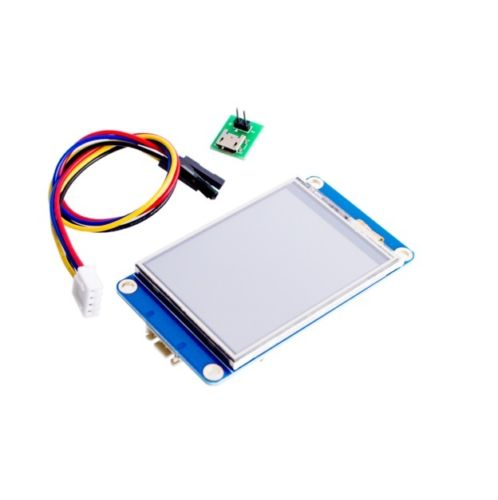 "1PCS 3.2"" Nextion HMI TFT LCD Display Module For Raspberry Pi 2 A+ B diy electronics"