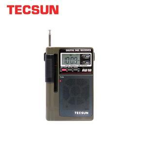 Image 2 - TECSUN R 818 FM/MW/SW радиоприемник с двойным преобразованием мирового диапазона со встроенным динамиком, Интернет радио, портативное радио