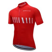 Cycling Jersey Road-Racing-Shirt Mountain-Bike Downhill MTB Ciclismo Ropa-Maillot Summer