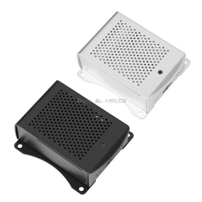 Aluminum Alloy Case Metal Enclosure For Raspberry Pi 3/2/Model B/B+ Kit Whosale & Dropship