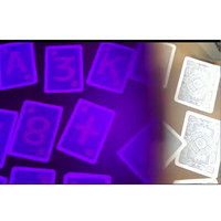 contact lens playing card for UV Contact lenses poker magic tricks tool