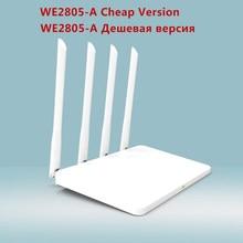 Cioswi WE2805-A 3G 4G WiFi Router 4G LTE Modem USB WiFi Router mit SIM Karte Slot 12V 1A EU Stecker USB Stabile Signal WiFi Router