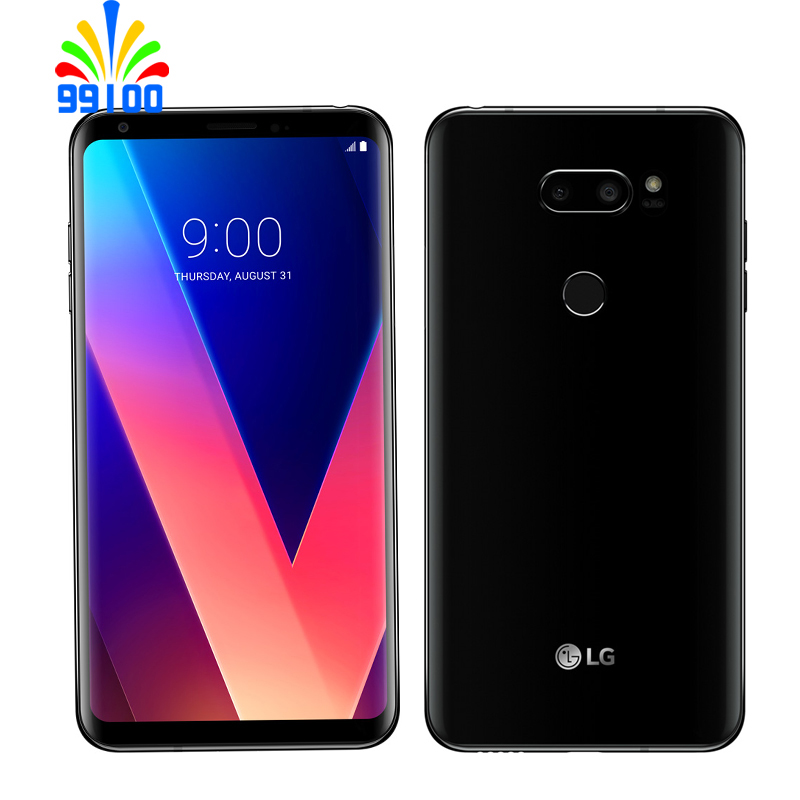 "Original Unlocked LG V30 6.0"" Qualcomm 835 4GB RAM 64GB/128GB ROM dual back cameras (NO Hebrew/polish language)(China)"