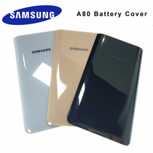 Samsung Galaxy A80 A 80 Back Battery Cover Glass Door Rear Housing Cover Replacement Case For SAMSUNG Galaxy A80 A805 SM A8050
