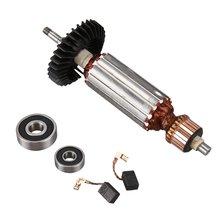 Якорный анкер переменного тока 220 240 В для makita ga5030 ga4530