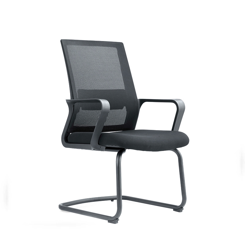 Computer Chair Staff Turn Chair Backrest Stool Mahjong Waist Training Bow Conference Office   - title=