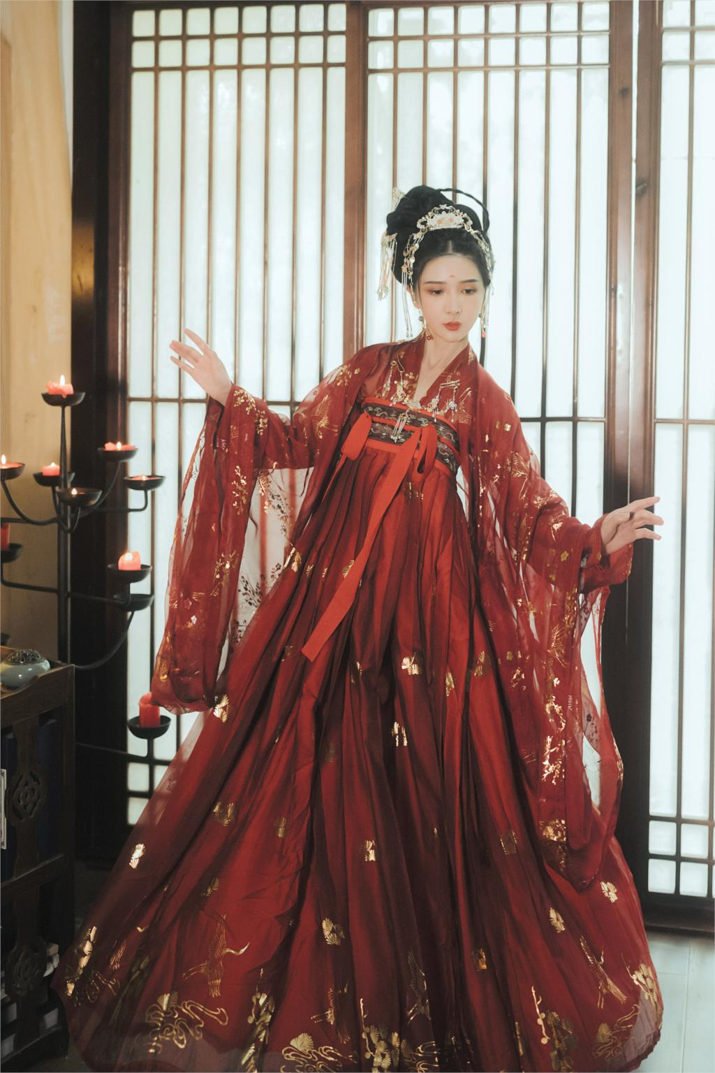 2020 Woman Chinese Traditional Hanfu Tang Suit Robe Cosplay Costume Adult Performance Stage Dance Dress Cheongsam Outfit Clothin