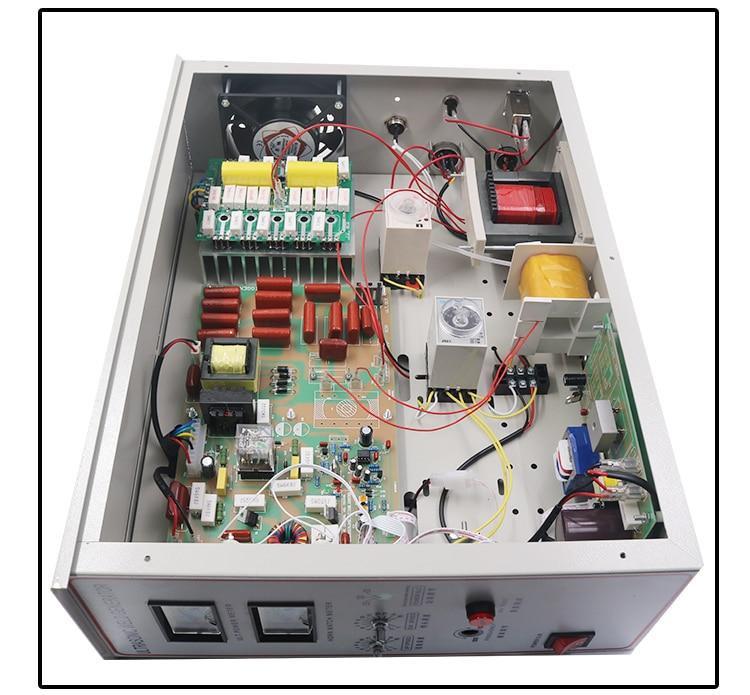 Gerador ultra-sônico caixa elétrica placa-mãe seis woolly