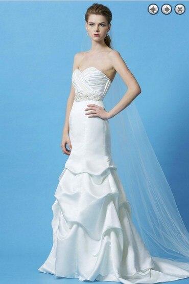 Free Shipping Elegant 2016 Vestidos New Designer White Long Bridal Formal Simple Removable Belt Beaded Plus Size Wedding Dresses