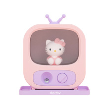 Disney humidifier small TV mini spray creative water meter cute desktop  humidifier