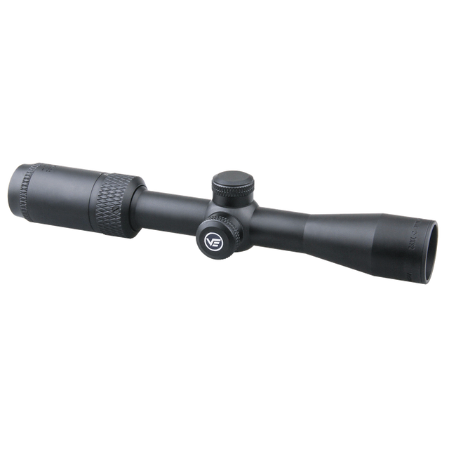 Vector Optics Matiz 2-7x32 1 Inch Hunting Riflescope Compact Rifle Scope 1/4 MOA Varmint Shooting R/700 Ruge/10/22 .22 .177HMR 2