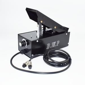 TIG Welding Foot Pedal Remote Current Controller 2pins 3pins Air Socket 2.5M Wire For TIG Pulse AC DC Inverter Welding Machine(China)