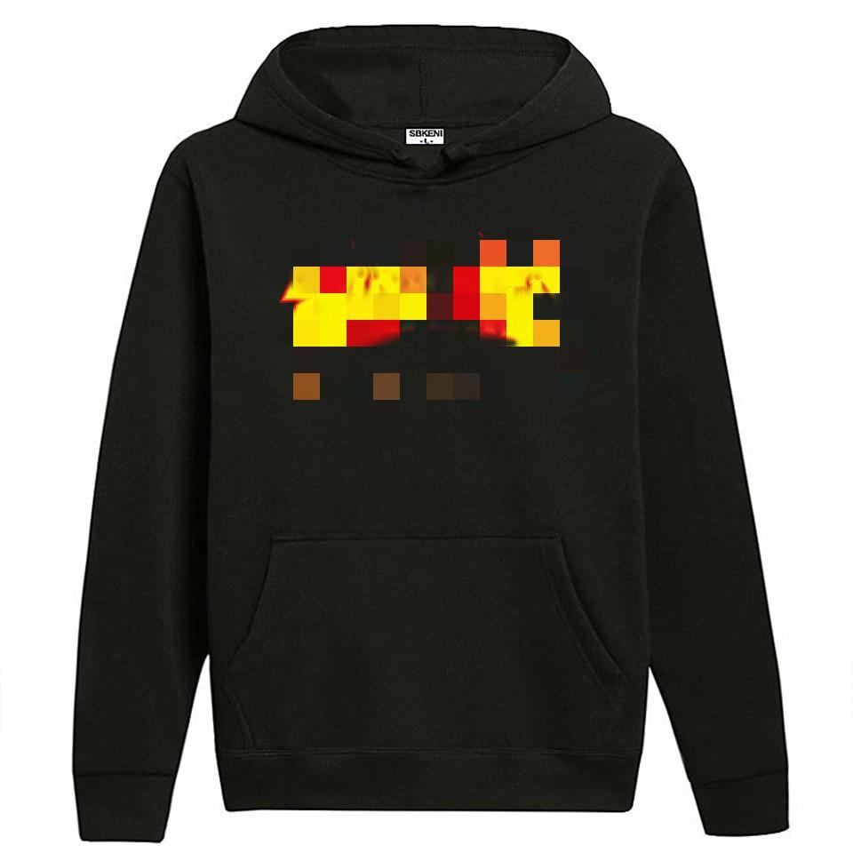 Fall Winter Women Men Hoodies Poacket Hoodie Loose Pullover Clothes Casual Sweatshirt Couples Hoodie