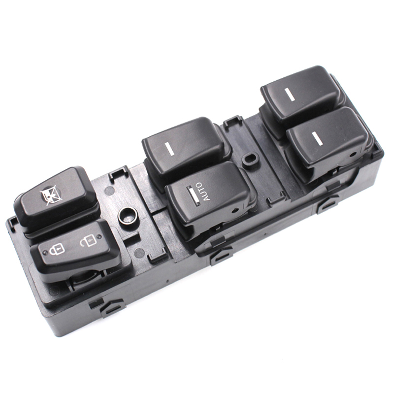 Car Electric Power Window Lifter Master Control Switch For 2011-2014 Sonata Oe 93570-3S000