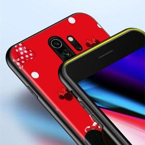Image 5 - Disney Họa Tiết Hoạt Hình Đáng Yêu Hình Chuột Mickey Cho Xiaomi Redmi 9A 9C 9 Thủ Đi 8A 8 7A 7 S2 6A 6 5 Pro Plus Đen Ốp Lưng Điện Thoại