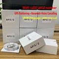 Bluetooth-наушники H1, чип Air Gen 3, AP3, прозрачный режим, металлический шарнир, Беспроводная зарядка, Bluetooth-наушники, AP3 Pro AP2 W1, наушники 2-го поколения