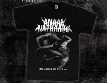Anaal Nathrakh całe prawo zespół metalowy T Shirt rozmiary S do 6Xl