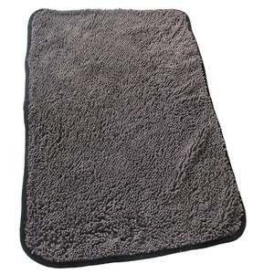Image 3 - 40*60 Chenille מיקרופייבר מגבת רכב לשטוף בד רכב המפרט כלים ניקוי ייבוש מגבות עבה מלוטש טיפול לרכב מוצרים
