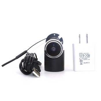 Vsightcam Upgrade DC5V Mini Peephole Wifi Door IP Camera Wireless Smart Home Security HD 1080P Fisheye Lens Web Camera P2P Onvif