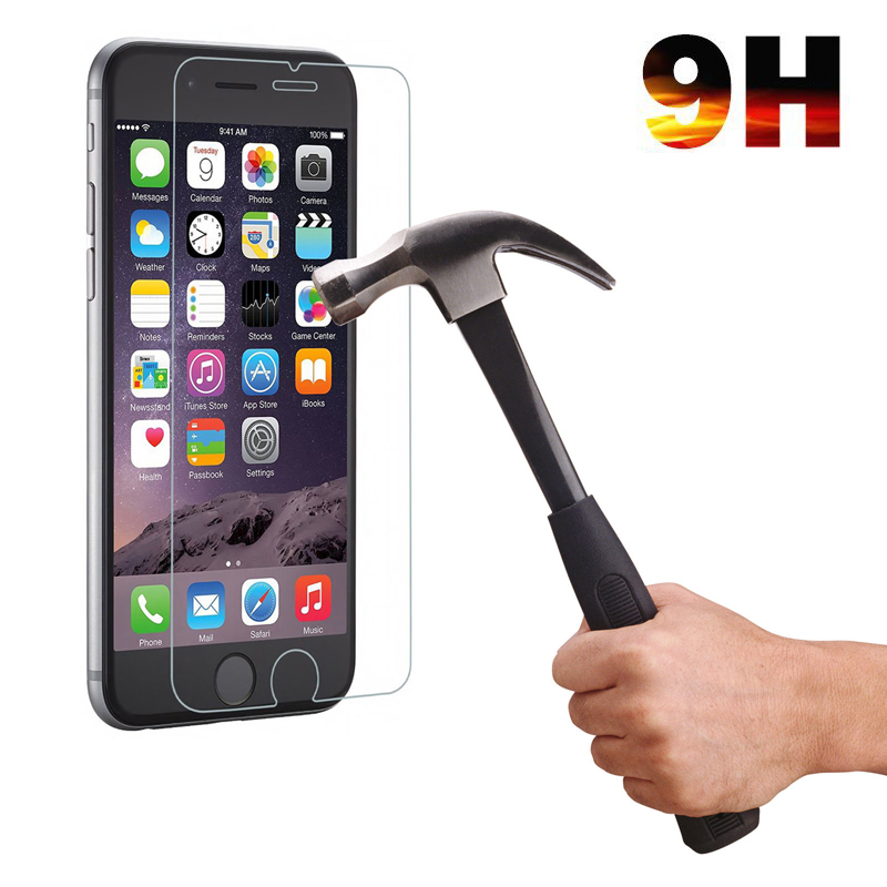 9H Tempered Glass For IPhone 11 Pro Max 2019 Screen Protector For IPhone X XR Xs Max Glass Film For IPhone 6 7 8 Plus 6S 5S SE 5