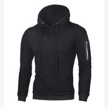 Men Casual Hooded Sweater RK