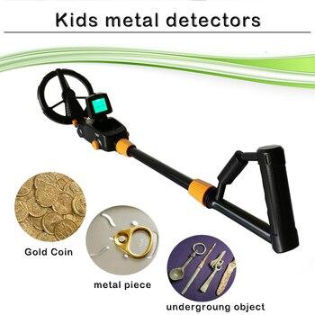 Hobby-Detector de metales para niño, juguete de Detector de metales de Mano...