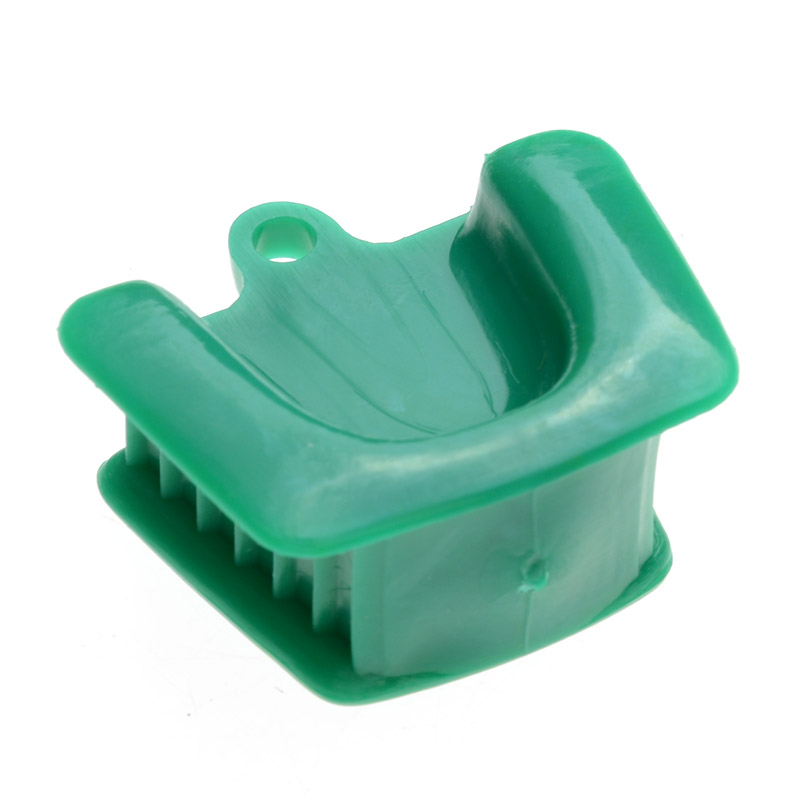Image 3 - Opener mouth pad inner support tooth occlusal pad mouthparts dental supplies large  medium and small size Mouth Prop Bite Rubbe