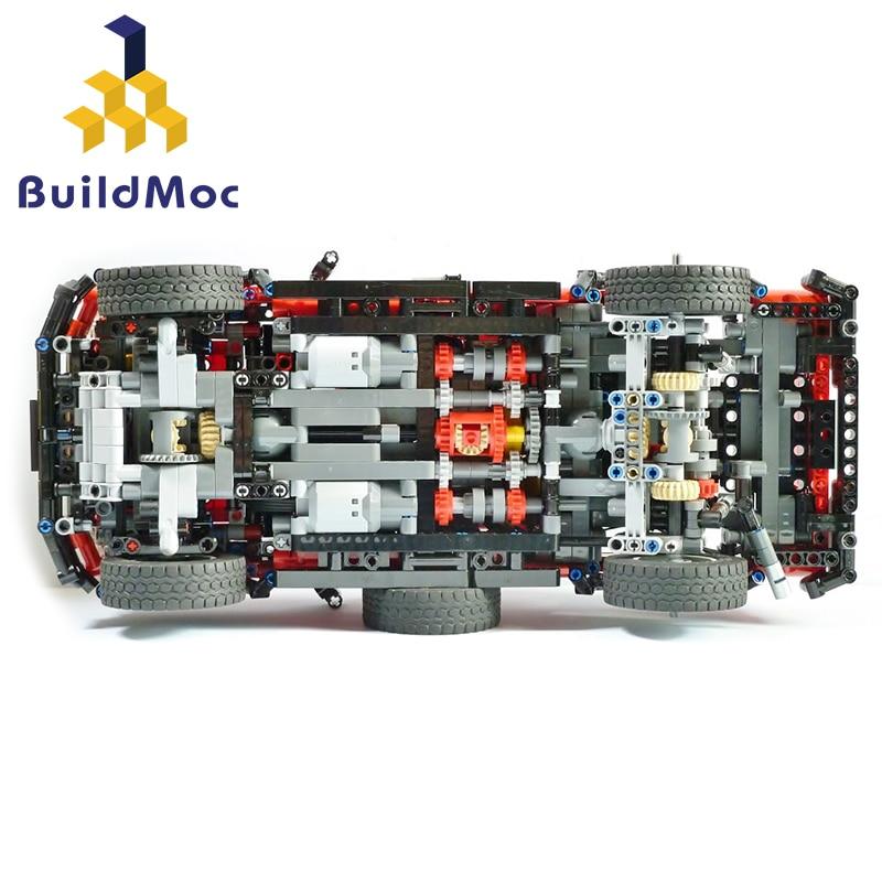 MOC-25520 lego Dacoma 4x4 Redux (1)