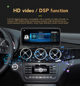 Image 3 - 4G LTE Android 10 4+64G W207 A207 C207 GPS Merce des Display Car Multifunctional Navigator For Ben z E Class Coupe 10 12 Screen