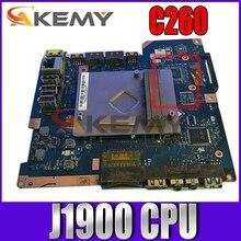 For Lenovo C260  All-In-One Motherboard Mianboard CPU J1900 ZAA00 LA-B001P 100%Test-Work