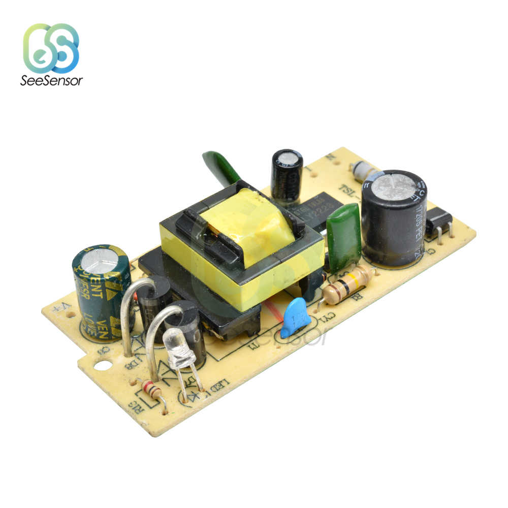 Switching Power Supply AC-DC 100-240V To 5V 2.5A Power Supply Module DC Voltage Regulator Bare Board Switch Circuit 2500MA