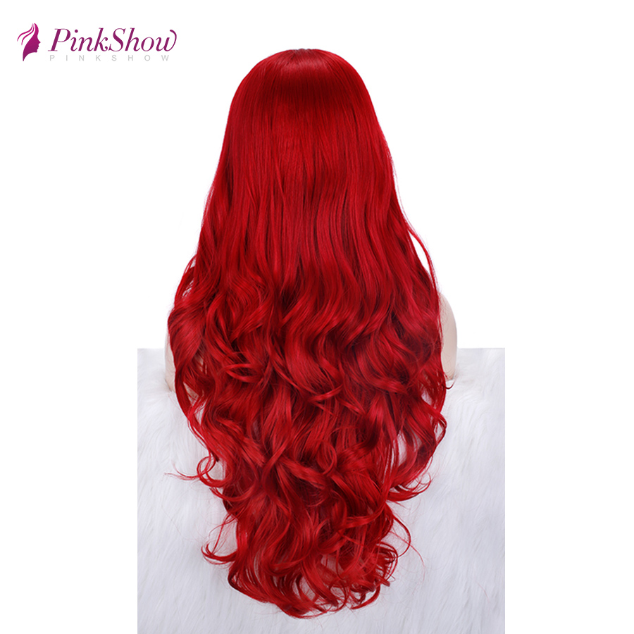 red wig 22