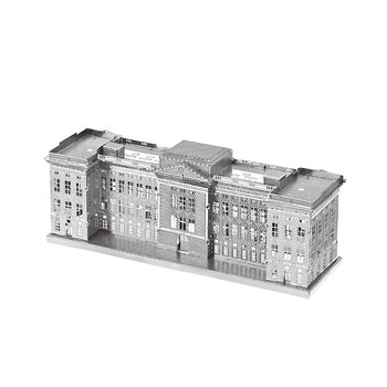 Architecture 3D Metal Puzzles World  42