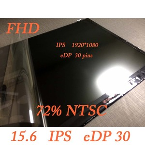 "15.6"" IPS 72% NTSC LP156WF6 SPB1 SPA1 LP156WF4 SPJ1 SPU1 B156HAN01.2 eDP 30 PIN 1920 1080 laptop lcd screen panel matrix(China)"