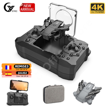 KY905 Mini Drone 4K Profesional HD Camera Wifi FPV Foldable Dron Quadcopter One-Key Return 360 Rolling RC Helicopter Kid's Toys