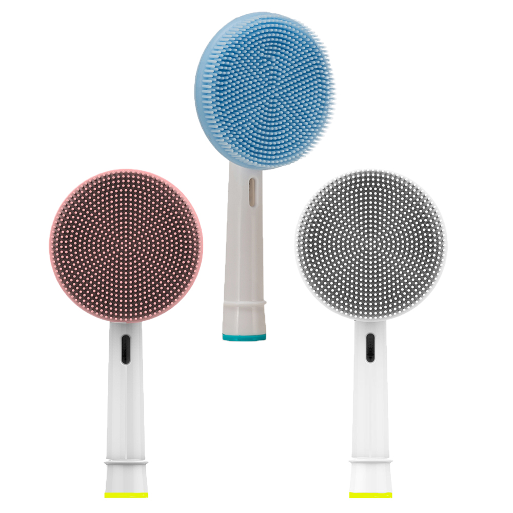 Suitable For Braun Oral-B Electric Toothbrush Replacement Facial Cleansing Brush Head Electric Toothbrush Cleansing Head image