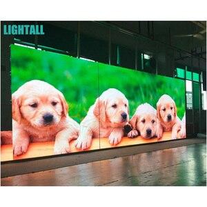 Image 5 - Panel de pantalla Led P6 para interiores, a todo Color, 3 en 1, 192x192mm, pantalla HD, matriz de puntos de 32x32, módulo Led P6 SMD RGB