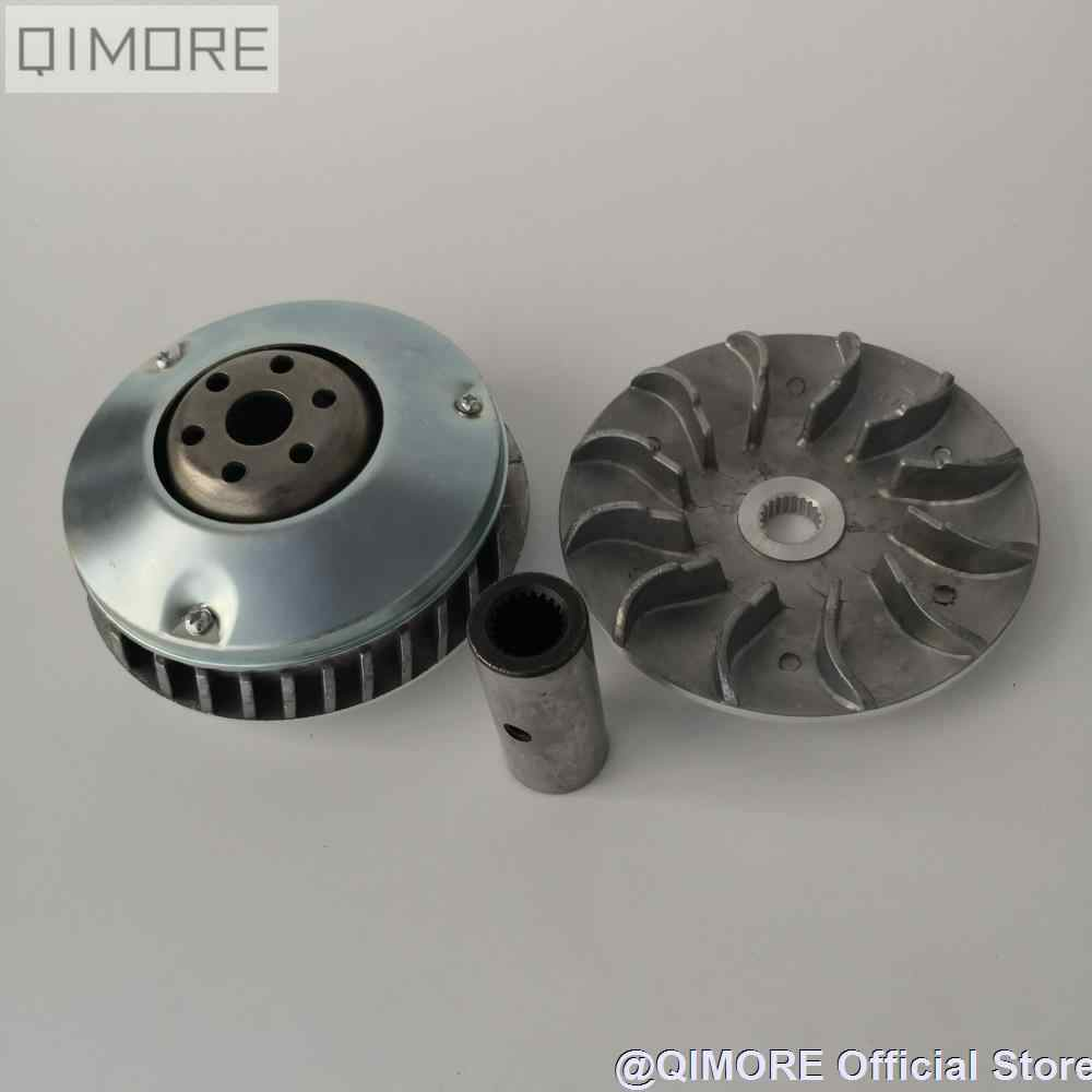 Variator Set Katrol untuk Skuter Moped 172 Mm Cfmoto CF250 CH250 CN250 Helix 250 Roketa MC54-250B YY250T